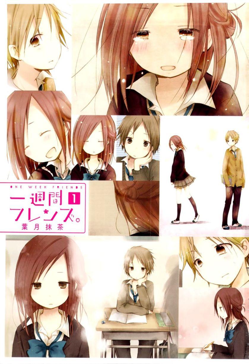 Isshuukanfriends_manga